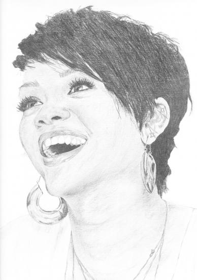 Rihanna por alo